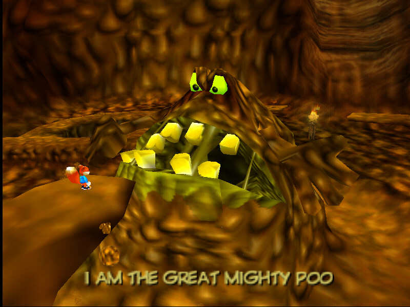 mighty poo