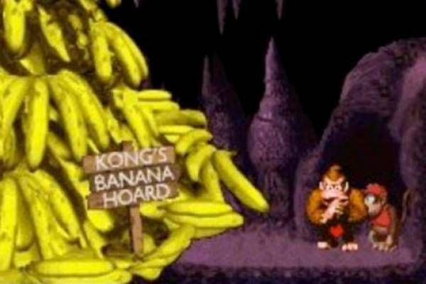 banana hoard