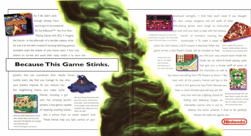 earthbound ad
