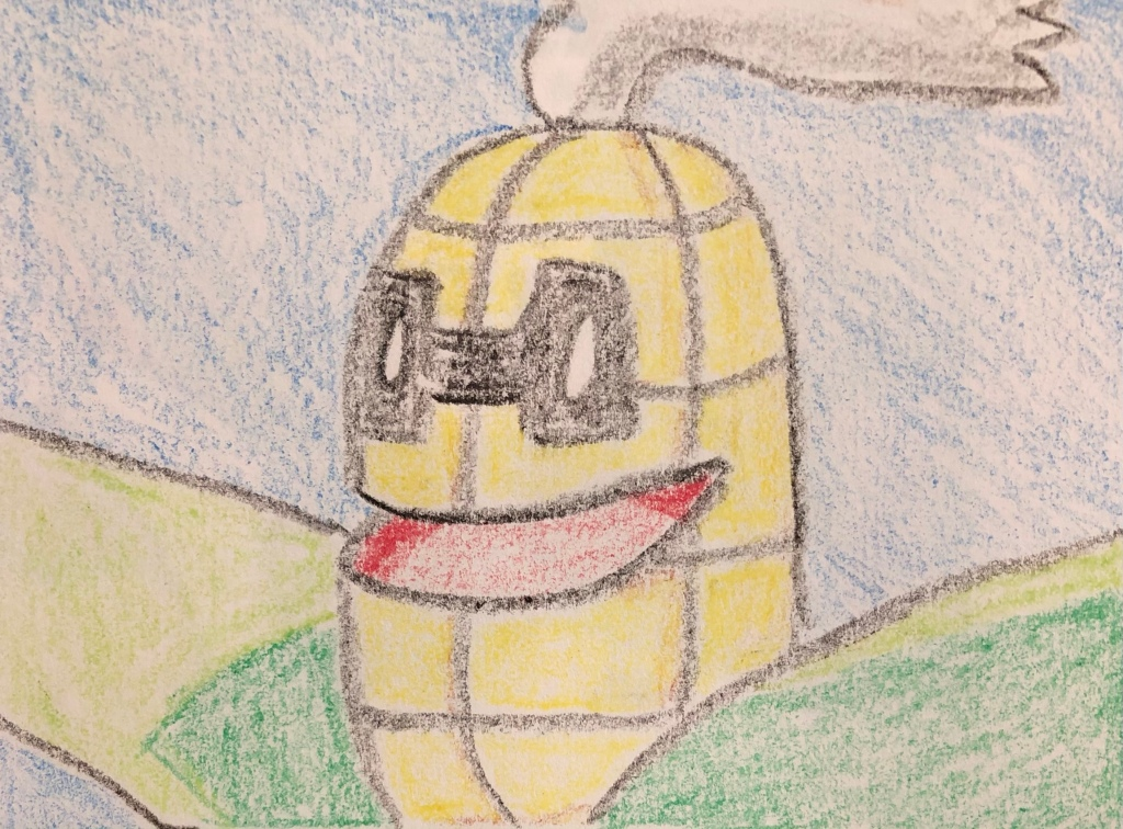 bomb corn